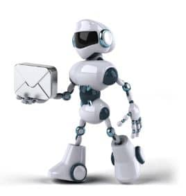Marketing automation robot